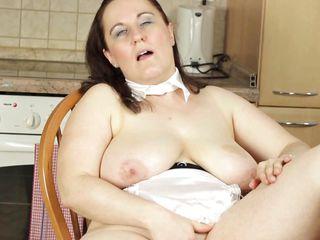 Порно толстых старых мам